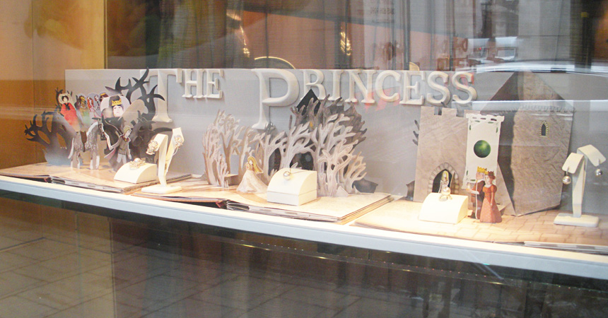window display image