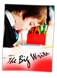 big write poster