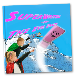 superwriters book image