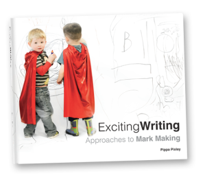 exciting writing cover