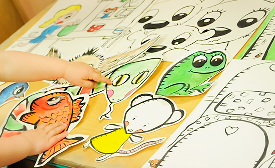 story creatures image
